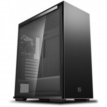 Carcasa Gaming Deepcool Macube 310, MiddleTower, USB 3.0, Panou transparent