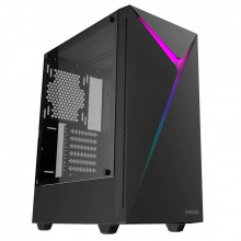 Carcasa Gaming Gamdias Argus E4, MiddleTower, USB 3.0, Tempered Glass