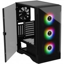 Carcasa Gaming Gamdias Talos E2 Elite, MiddleTower, USB 3.0, Panou transparent
