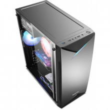 Carcasa Gaming Segotep Knight 03, USB 3.0, Panou Transparent