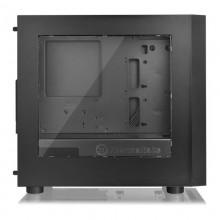 Carcasa Gaming Thermaltake Versa H18 Window, USB 3.0, Panou transparent, MiniTower, Vent. 120mm