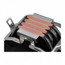 Cooler CPU Gaming Thermaltake UX200 ARGB, Multi Socket, 4x Heatpipe-uri, 120mm, LED RGB