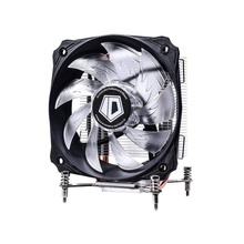 Cooler CPU ID-Cooling SE-912i-R Red LED, Ventilator 120mm, Heatpipe-uri Cupru