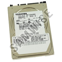 Hard disk 120GB Laptop, Notebook, Toshiba MK1234GSX, SATA, Buffer 8MB