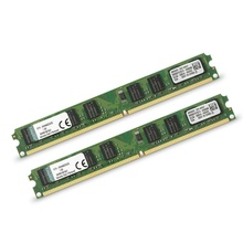 KIT Memorie 2x 2GB Kingston, DDR2, PC2-6400, 800MHz, Slim