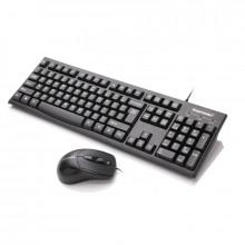 Kit tastatura + mouse Segotep VKM1600
