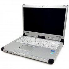 "Laptop Panasonic ToughBook CF-C2, 12.5"", Intel Core i5-4300U 1.9 Ghz, 4GB DDR3, 500GB, WI-FI, Bluetooth, WebCam, 1366x768, Touchscreen"