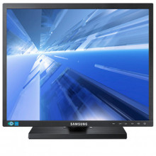 """Monitor 19"""" LED Samsung S19C450B, Grad A, 1440 x 900, 5ms, VGA, DVI, Cabluri incluse"""