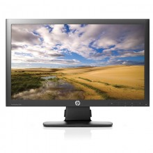 "Monitor LED 20"" HP ProDisplay P201, Grad A, 1600x900, 5ms, DVI, VGA, Cabluri incluse"