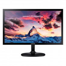 "Monitor LED Samsung 22"" S22F350FHU, Grad A, Full HD 1920x1080, 5ms, HDMI, VGA, Cabluri Incluse"