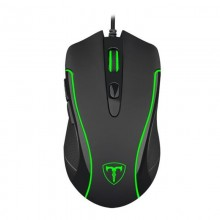 Mouse Gaming T-DAGGER Private, Optic, USB, 3200 dpi, 6 butoane, Iluminare LED