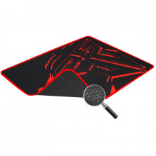 Mouse pad FanTech MP25 Sven 250x210mm, Negru