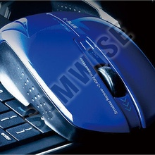 Mouse Wireless, E-Blue Smarte II, 1750 DPI, 3 butoane + 1 rotita, Compatibil Notebook