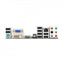 Placa de baza GIGABYTE GA-H55M-D2H, LGA1156, Intel H55, 2x DDR3, 6x SATA II, PCI Express 2.0 x16