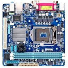 Placa de baza Mini ITX Gigabyte GA-H61N-D2V, LGA1155, 2x DDR3, 4x SATA II, DVI