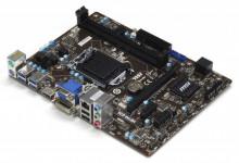 Placa de baza MSI H81M-E34 Intel H81, 4th gen, LGA1150, 2x DDR3, SATA III, DVI, VGA, HDMI
