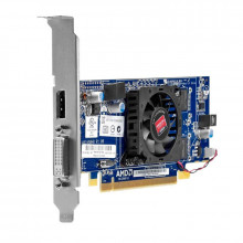 Placa video ATI Radeon HD 7450, 1GB DDR3 64-bit, DVI, DisplayPort, PCI-Ex