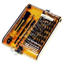 Set de surubelnite de precizie 45 in 1, otel-carbon Bi Sheng BS-6089