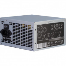 Sursa Inter-Tech Argus 350W, 3x SATA, 6+2 PCI-E, 2x Molex, Vent 120 mm, PFC Activ