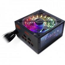 Sursa Inter-Tech Argus 750W RGB-750 II Modulara, 8x SATA, 4x 6+2 PCI-E, 3x Molex, 80+ Gold