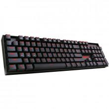 Tastatura Gaming Redragon Vara Mecanica, Iluminare LED, switch-uri Outemu Blue, Open Box
