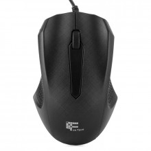 Mouse FanTech FT-530, Optic, USB, 1000 DPI, Negru