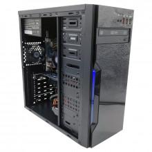 Calculator Gaming B42, Intel Core i5 2400s 2.5GHz, Lenovo IH61MA, 8GB DDR3, SSD 128GB, 160GB, ASUS GeForce 210 1GB DDR3, DVD-RW, 300W