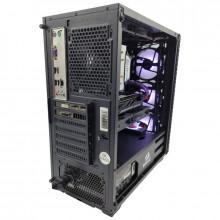 Calculator Gaming Diamond Storm, Intel Core i7 3770 3.4GHz, GA-H61M-DS2, 16GB DDR3, SSD 128GB, 500GB, Sapphire R9 380x Nitro 4GB DDR5 256-bit, HDMI, 750W
