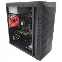 Calculator Gaming Stealth-I, Intel Core i5 3470 3.2GHz, Acer H61H2-AD, 8GB DDR3, 500GB, ATI R7 250 2GB DDR3 128-bit, FSP 300W