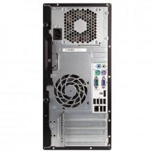 Calculator HP 6200 Pro MT, Intel Core i3 2120 3.3GHz, 8GB DDR3, 500GB, DVD