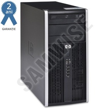 Calculator HP DC 6005 Tower, Athlon II X2 B22, 2.8GHz, 4GB DDR3, 160GB, ATI Radeon HD 4200, DVD-RW