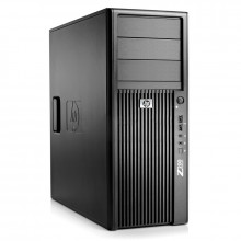 Calculator HP Z200 MT Workstation, Intel Core i5 650 3.2GHz, 8GB DDR3, 500GB, ATI HD 7570 1GB DDR5 128-bit, DVD-RW