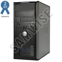 Calculator Incomplet Dell Optiplex 780 MT, Chipset Q45, 4x DDR3, SATA2, PCI-Express x16