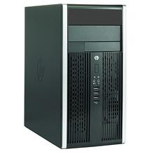 Calculator Incomplet HP 6300 MT, LGA1155, Intel Q75, 3th Gen, 4x DDR3, SATA III, Cooler procesor inclus