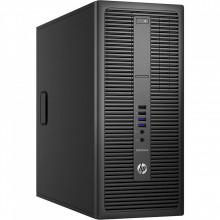 Calculator incomplet HP EliteDesk 800 G2, Intel Q170, 2x DDR4, SATA III, USB 3.0, PCI-Ex 3.0 x16