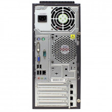 Calculator Lenovo M72E MT, Intel Core i3 3220 3.3GHz, 4GB DDR3, 320GB, DVI, VGA, DVD-RW
