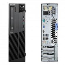Calculator Lenovo M82 SFF, Intel Core i5 3470T 2.9GHz, 4GB DDR3, 250GB, DVD