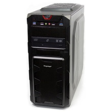 Calculator Segotep, Intel Core i5 2390T 2.7GHz (up to 3.5GHz), 8GB DDR3, 500GB, Video HD Graphics DisplayPort, 2 x DVI, 600W, DVD-RW