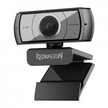 Camera Web Redragon Apex cu microfon, HD 1080p