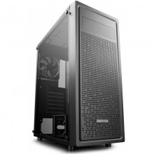 Carcasa Gaming Deepcool E-SHIELD, MiddleTower, USB 3.0, black