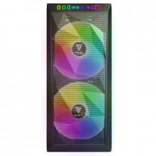 Carcasa Gaming Gamdias Apollo M1, MiddleTower, USB 3.0, Panou transparent