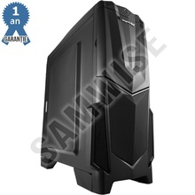 Carcasa Gaming Segotep Fighter V Black