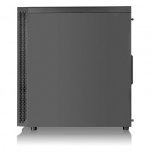 Carcasa Gaming Thermaltake View 22 Tempered Glass, USB 3.0, Panou transparent, MiddleTower, Vent. 120mm
