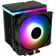Cooler CPU ID-Cooling SE-914-XT ARGB, Ventilator 92mm, Iluminare LED RGB