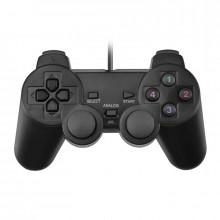 GamePad Gaming Havit USB cu vibratii, negru