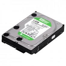 Hard disk Western Digital Green 1TB, 7200RPM, 16MB, SATA II, WD10EACS