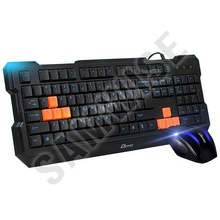 Kit gaming Mouse + Tastatura Somic Xeiyo T502, Black