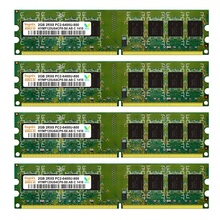 KIT Memorie 4x 2GB HYNIX, DDR2, PC2-6400, 800MHz
