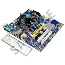 KIT Placa de baza Foxconn H55MX-2, Socket LGA1156 + Intel Core i3 530 2.93GHz + Cooler Intel