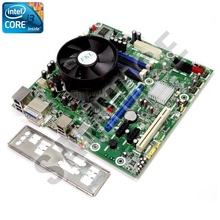 KIT Placa de baza Intel DQ57TM + Intel Core i3 550 3.2GHz + Cooler Procesor EKL 92mm